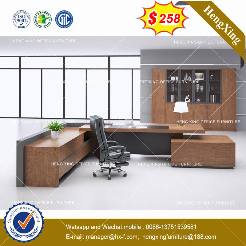 Modern School Training Computer Workstation Furniture Executive Office Table Desk (HX-8NE021) pictures & photos