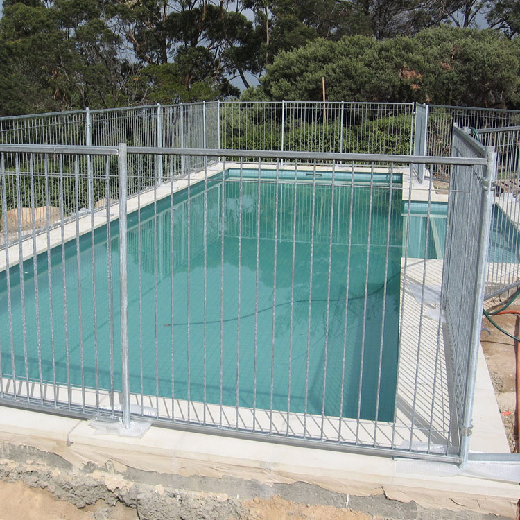 [Hot Item] 1.25*1.98m Removable Wire Mesh Swimming Pool Fence
