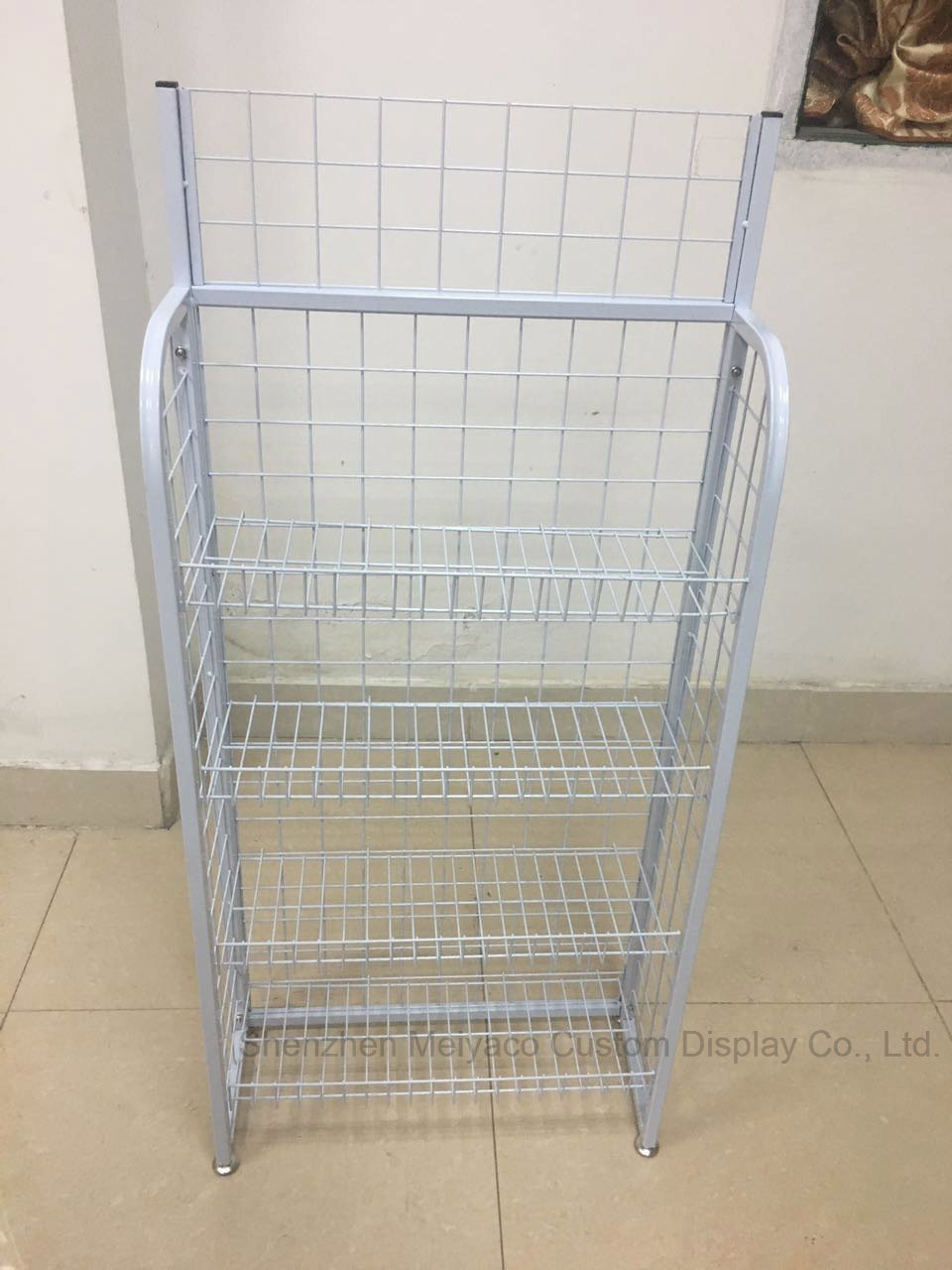 productimage china supermarket candy countertop rack small wire display metal shelf inunemtrhgcs snack chic