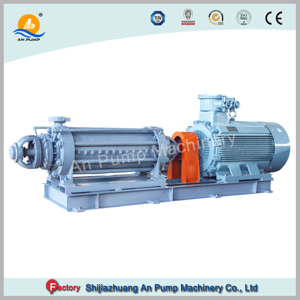 China Impeller Horizontal Multistage Pump for Boiler Feed Water ...