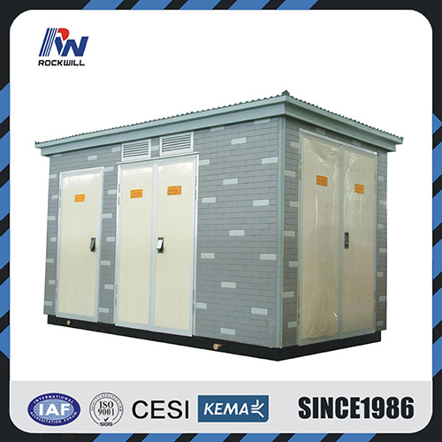 15kv/22kv/33kv Compact Transformer Substation (YB) pictures & photos
