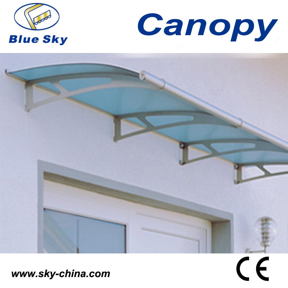 China Aluminium Fiberglass Canopy For Balcony Fans B900 China