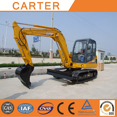 CT60-8b (6Tonne) Backhoe Crawler Mini Excavator pictures & photos