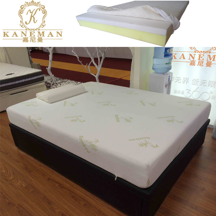 Compress Visco Memory Foam Mattress