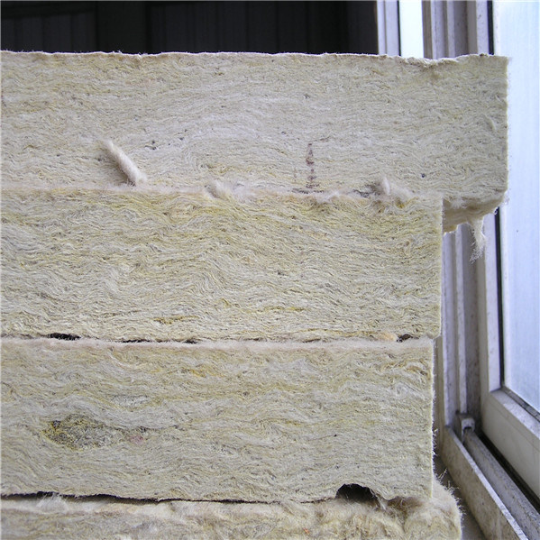 what is rock wool insulation made of