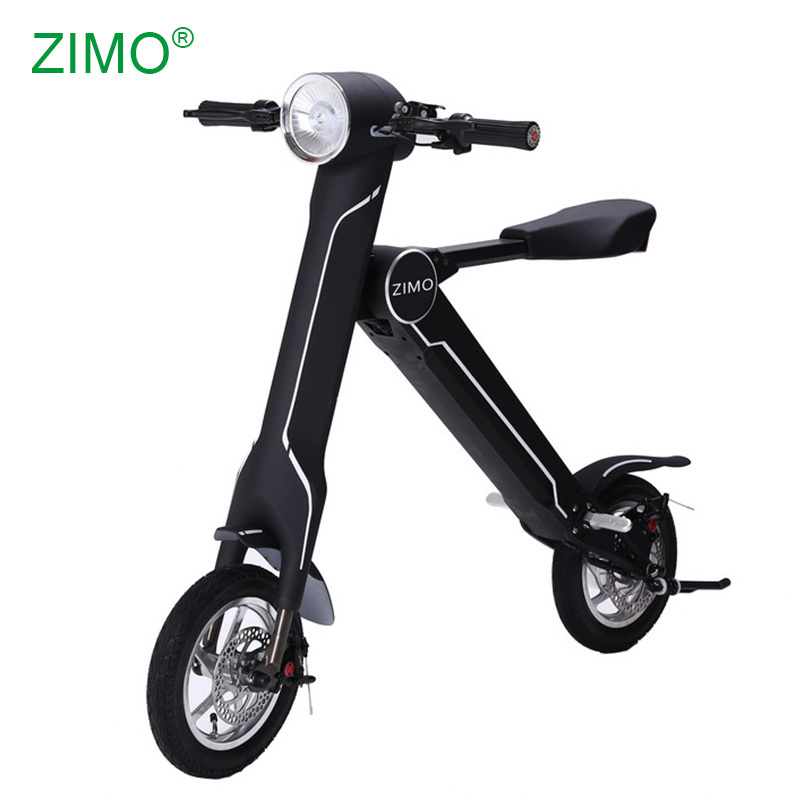 Two Wheels Design 2017: China 2017 New 2 Wheel 36V Folding Electric Scooter For