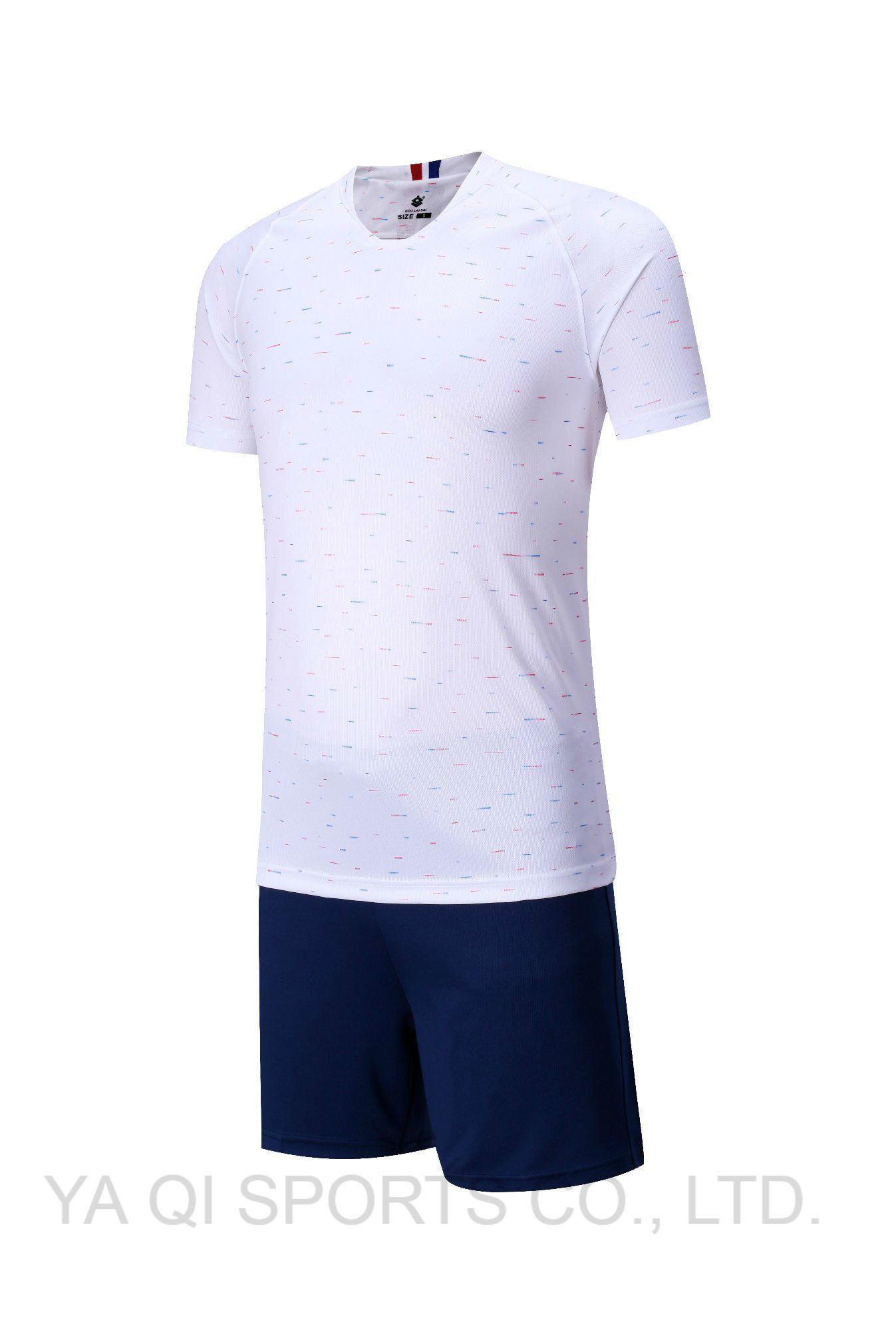 online retailer 8d211 89412 [Hot Item] France Away Jersey 2018 World Cup Soccer Jersey Custom Design  Soccer Uniform