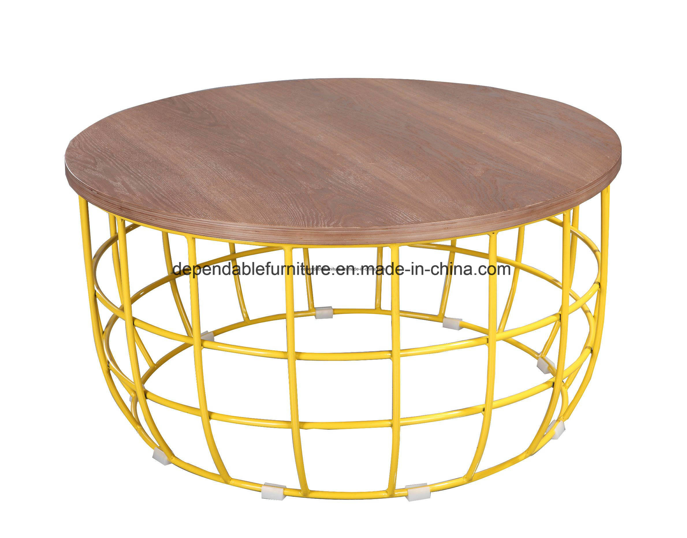 Surprising Hot Item Modern Home Furniture Wire Round Coffee Table Set Pdpeps Interior Chair Design Pdpepsorg