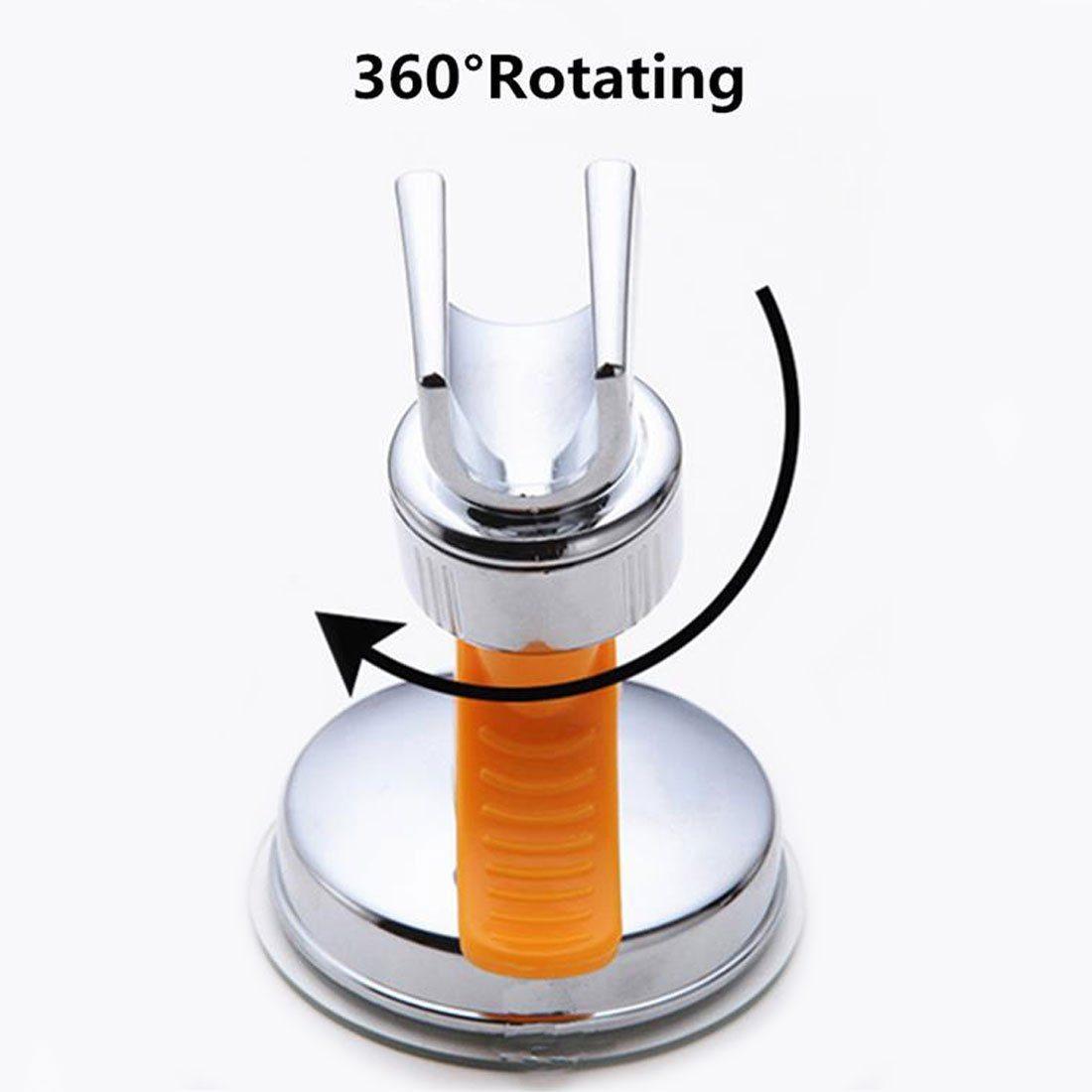 Hot Item Drill Free Vacuum Suction Cup Handheld Shower Head Holder Bracket