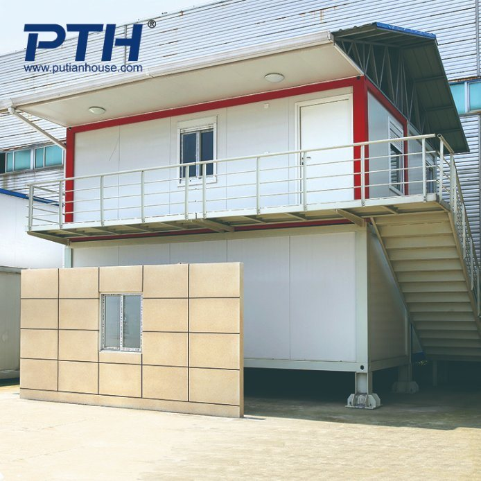 Container House China Low Cost Fast Assemble Prefab Shipping