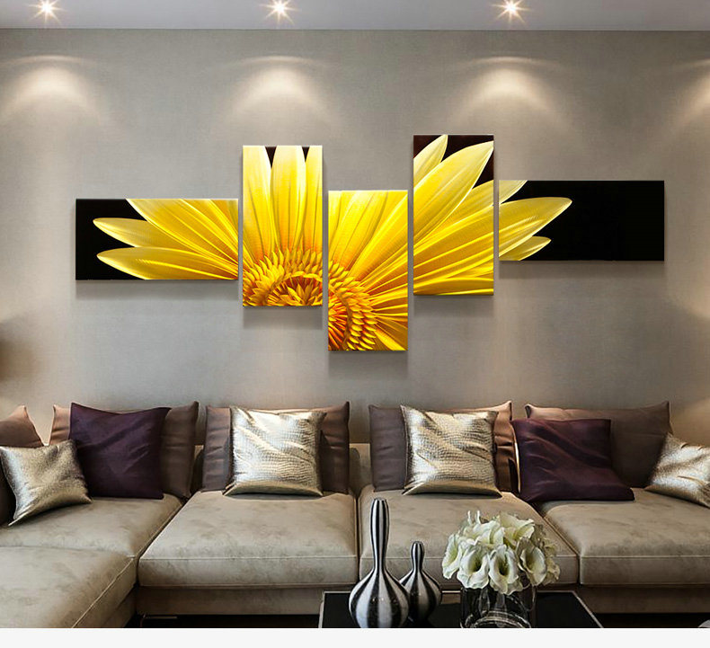 Gallery from Wall Decor Yellow Now Details @house2homegoods.net