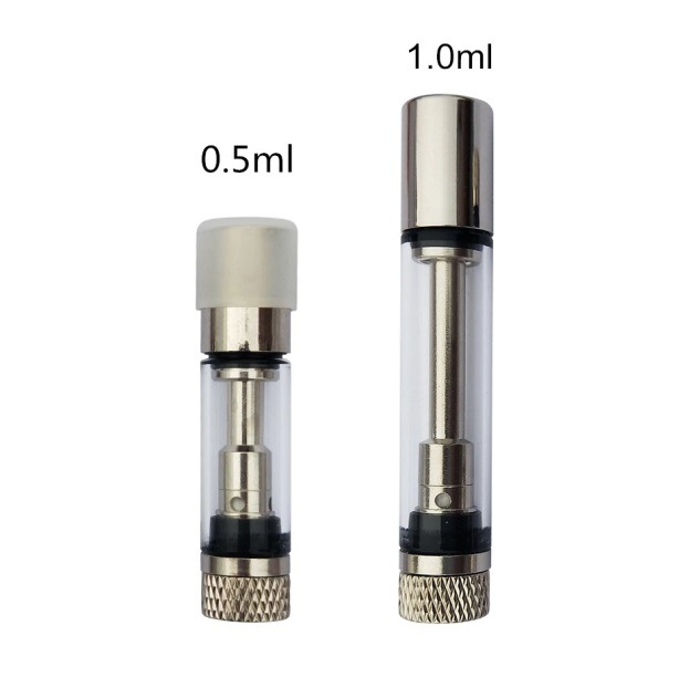 New Products Mini E-Cigarette Cartridge Packaging Vaporizer 510 Lead Free Cbd Thick Oil Atomizer pictures & photos