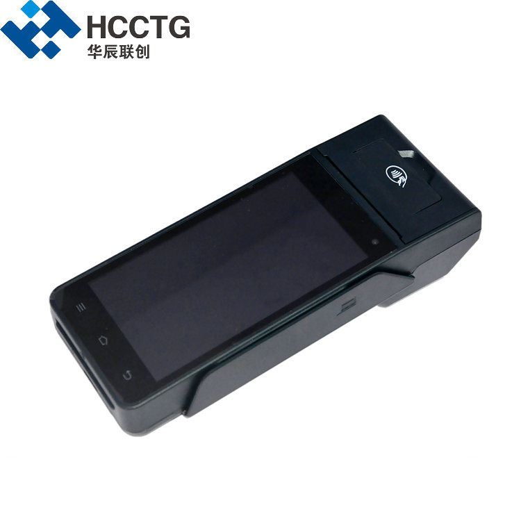 [Hot Item] USA Canada 4G Smart POS Terminal Contact Chip Magnetic  Contactless NFC Card Reader Android POS