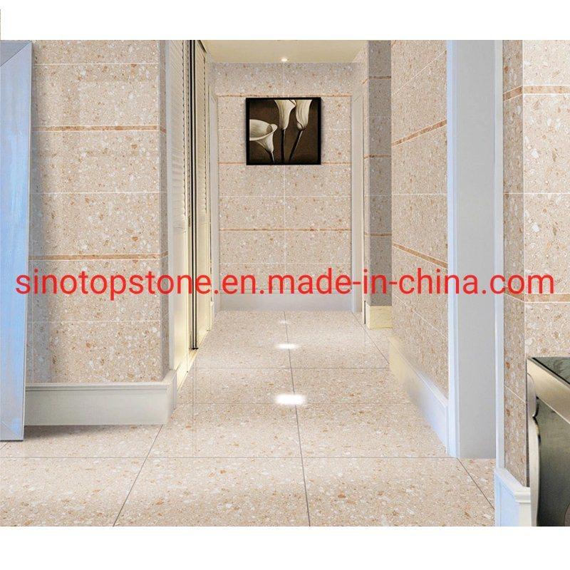 Hot Item Indoor Living Room Discontinued Terrazzo Look Glazed Flooring Porcelain Tiles Price In Pakistan