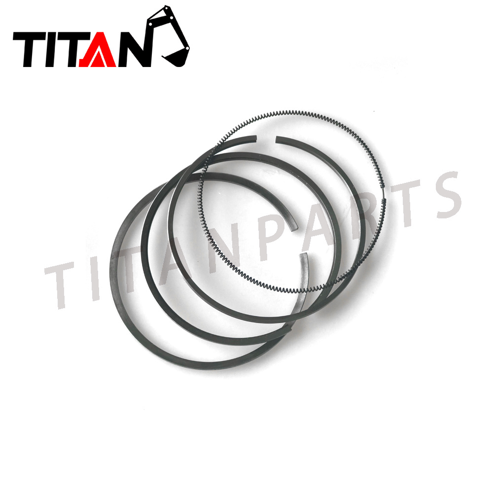 China Diesel Engine Spare Parts Cylinder Piston Ring for