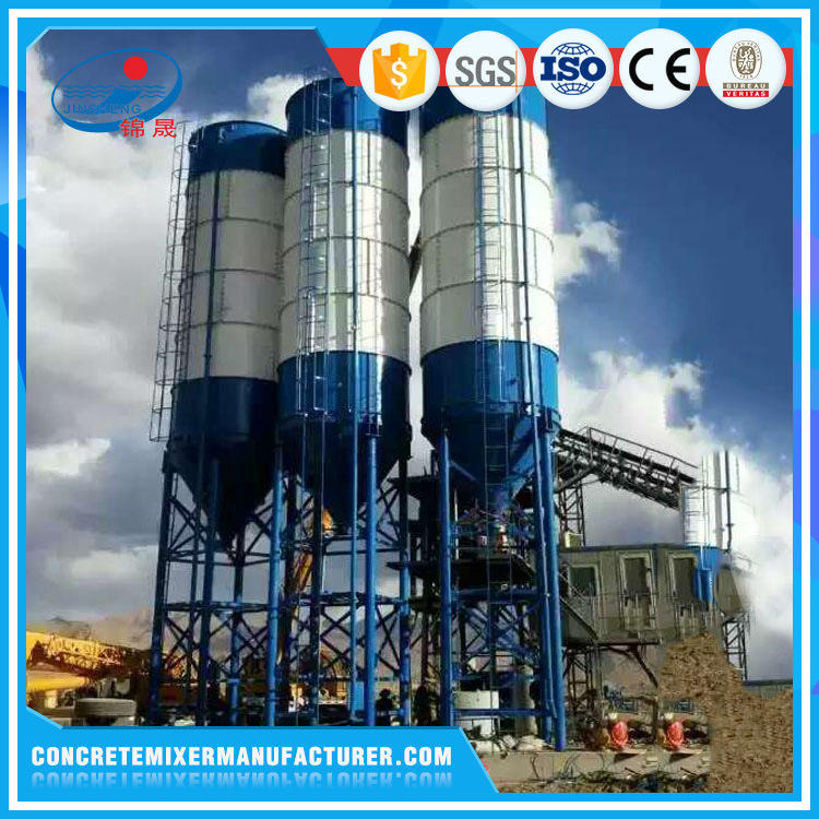 Best Selling Pieces of Cement Silo, Detachable and Simple Installation