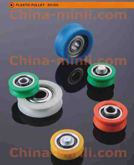 Plastic Door and Window Roller pictures & photos