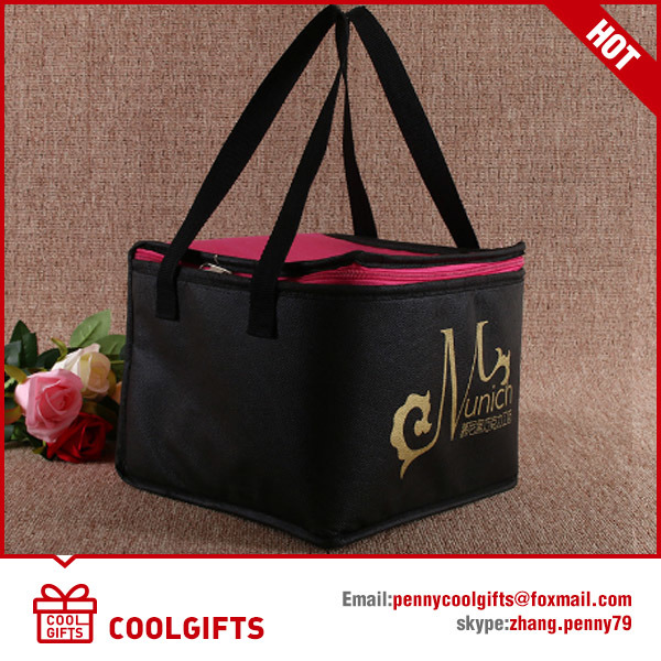 Promotional New Design Cooler Lunch Bag, Tote Ice Handbags