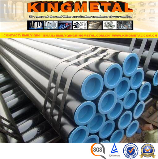 High Pressure Boiler Tube 12cr1movg Carbon Steel Seamless Pipe. pictures & photos