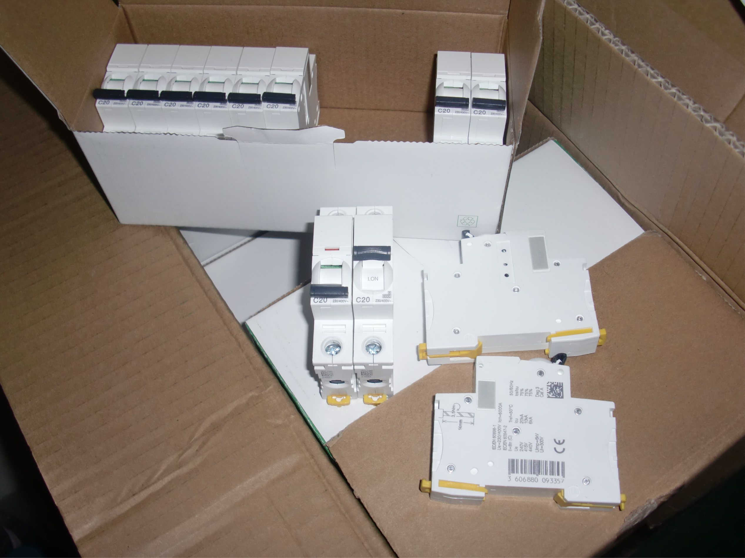 Iidk Residual Current Circuit Breaker New ID RCCB