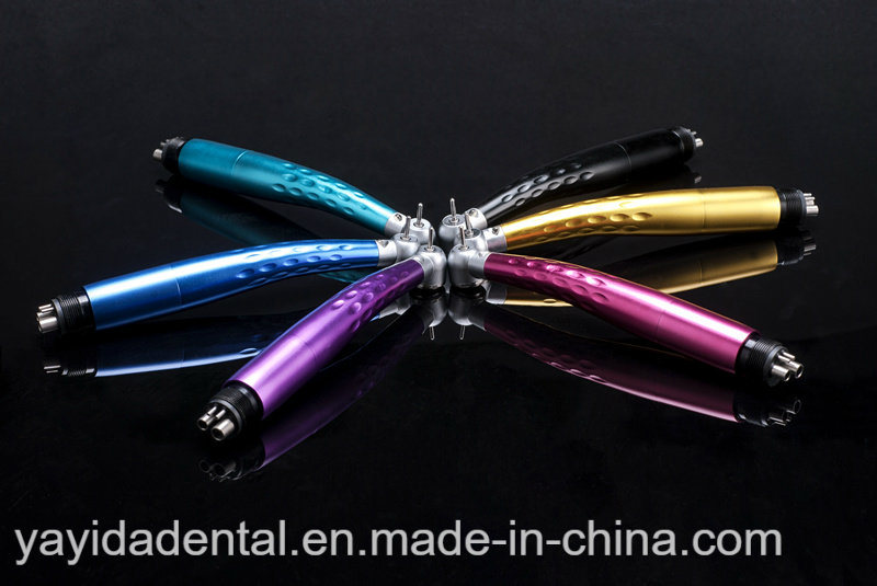 Colorful LED Handpiece with Generator Made From Aluminium Material pictures & photos