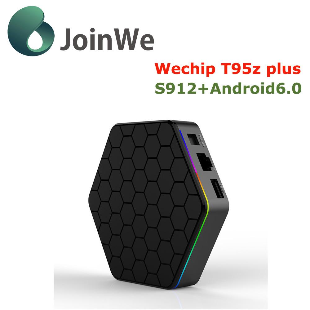 China Ram 2g Ddr3 Memory Rom 16g Emmc T95z Plus Android Tv Box X96 4k S905x Quadcore Amlogic Marshmallow 60 2gb 16gb S912