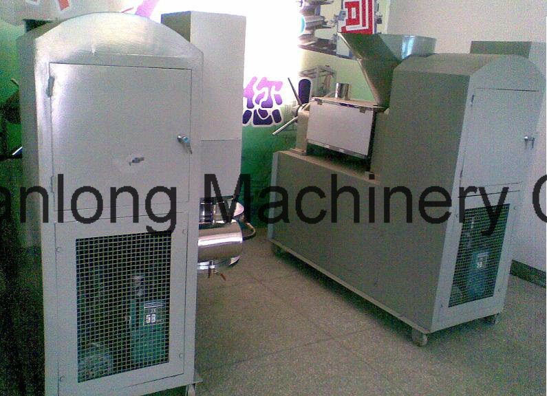 Yszx86 Vegetable Seed/Soy/Sesame/ Peanut Automatic Screw Oil Press