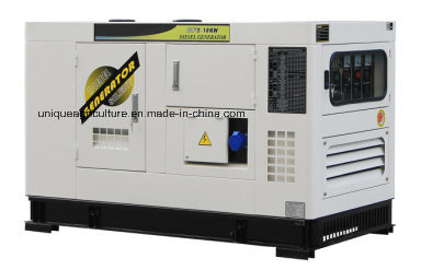 15kVA Portable silent Diesel Generator for Home Use pictures & photos