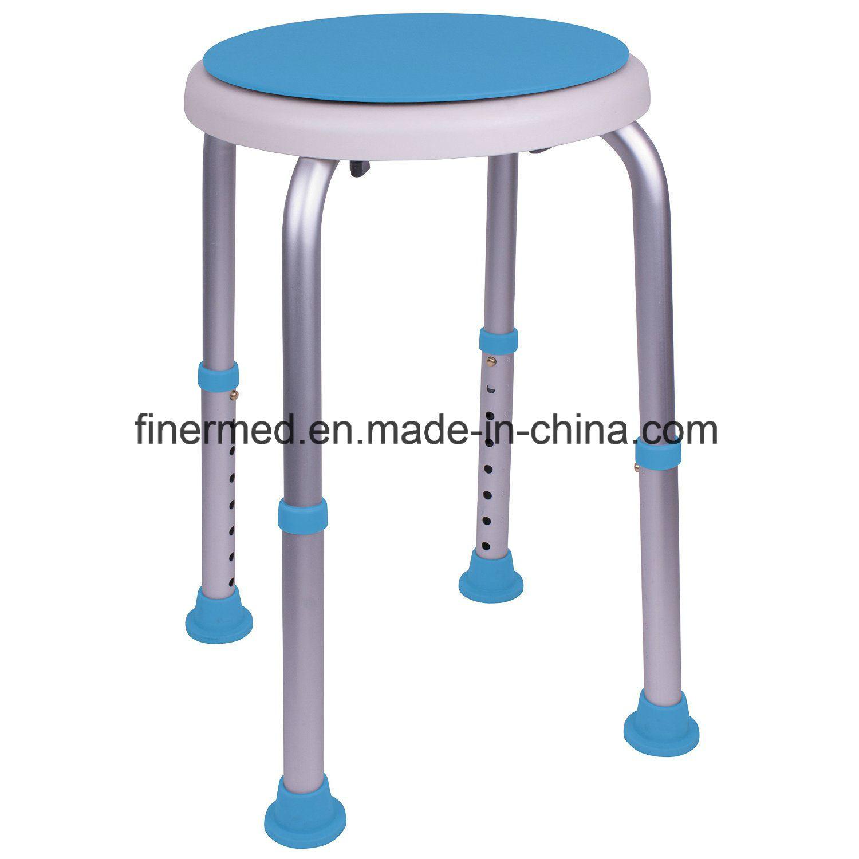 China Rotating Swivel Bath Seat with Storage Tray - China Bath Seat ...
