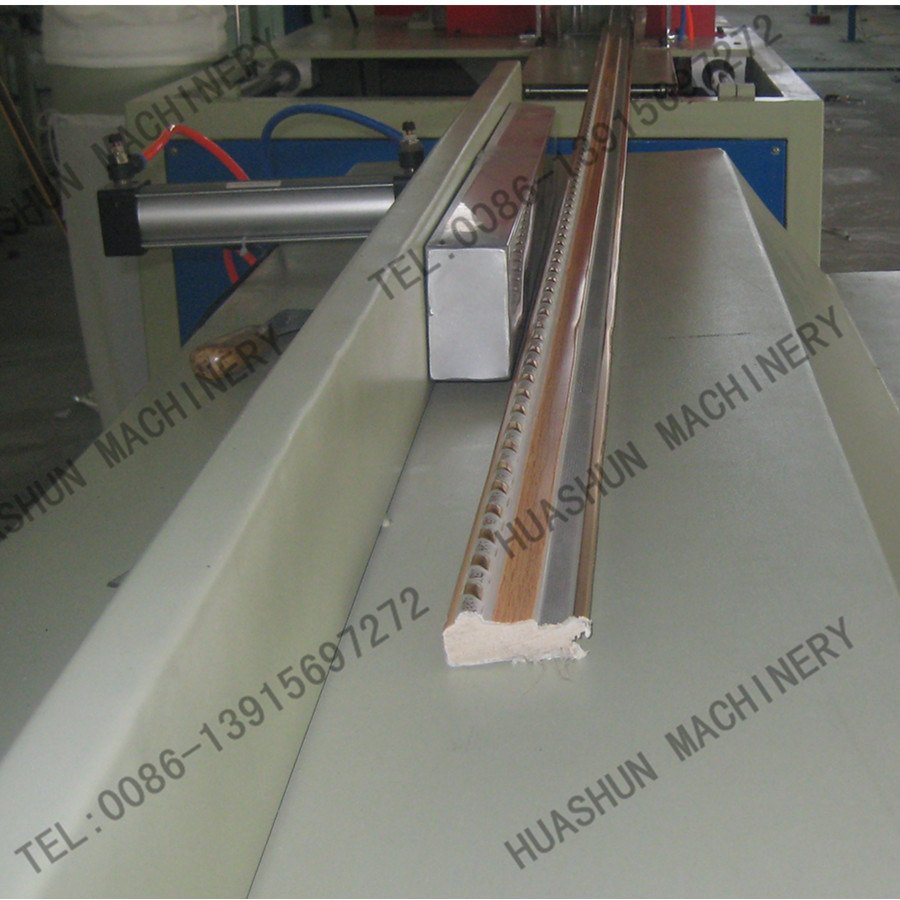 China PS Foam Picture Frame Making Machine Hot Stamping - China ...