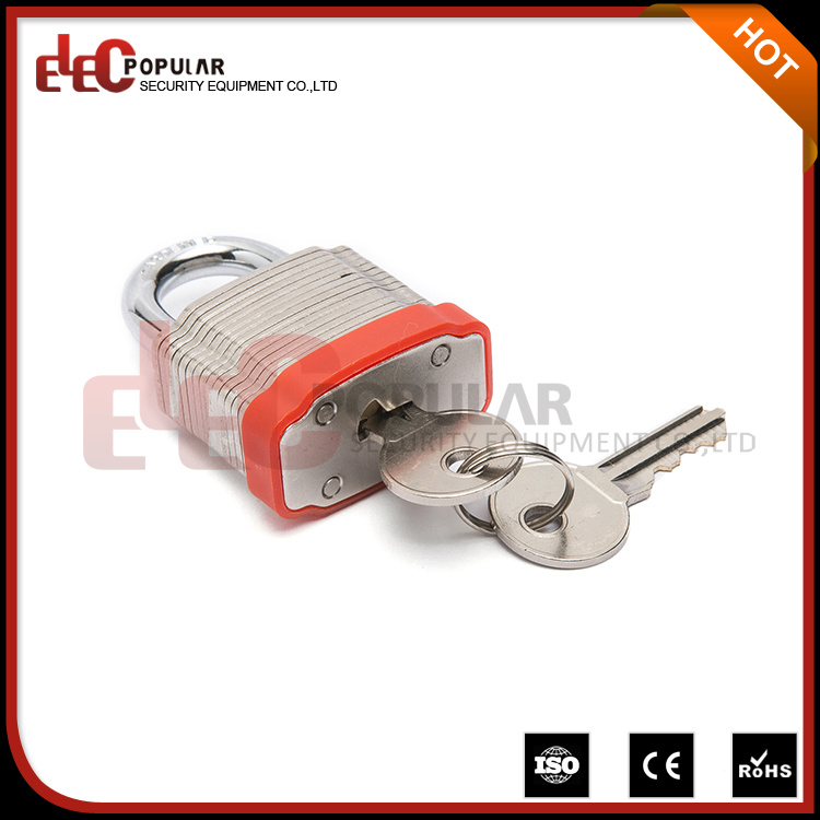 China Manufacture of Steel Laminated Padlock