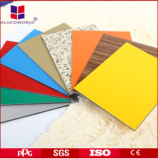 Made in China New Design Building Materials ACP