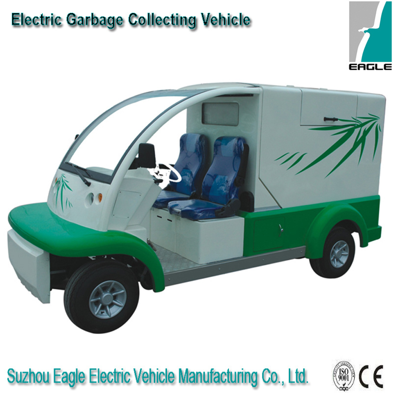 Small Size Garbage-Collecting Vehicle (EG6020X) pictures & photos
