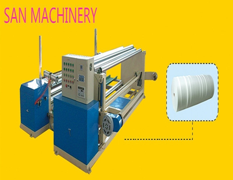Non-Woven Slitting and Rewinding Machine pictures & photos