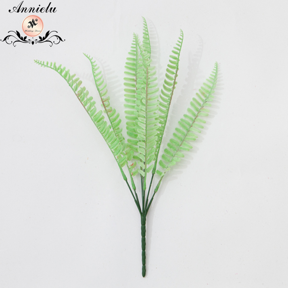 Artificial Leaf Plastic Green Artificial Plants Leaves pictures & photos