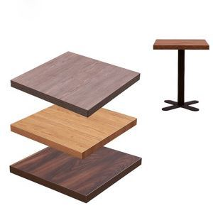 Modern Designs New Model Small Round Square Table Top pictures & photos