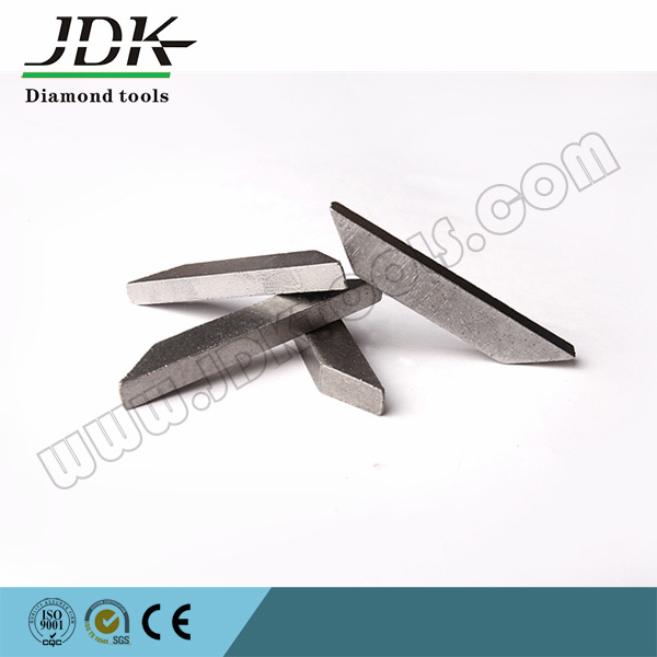 Jdk Diamond Segments for Gang Saw pictures & photos