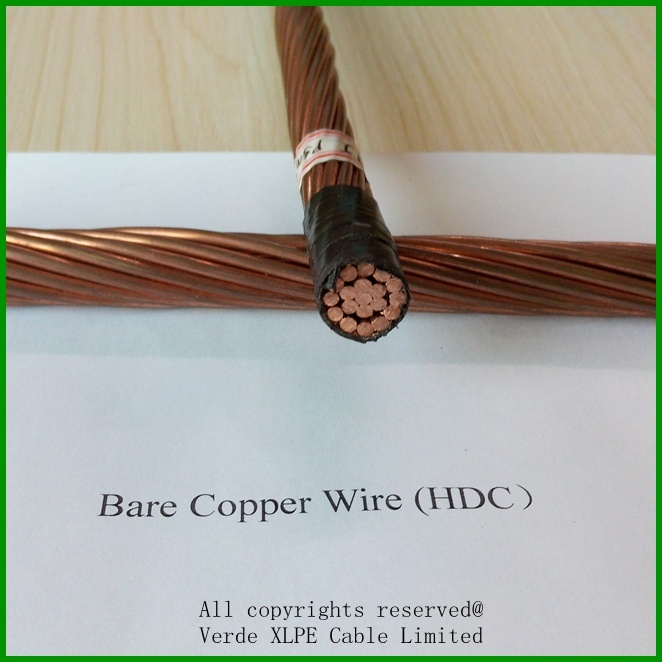 China Earthing Conductor Electrical Ground Cable - China Earth Cable ...