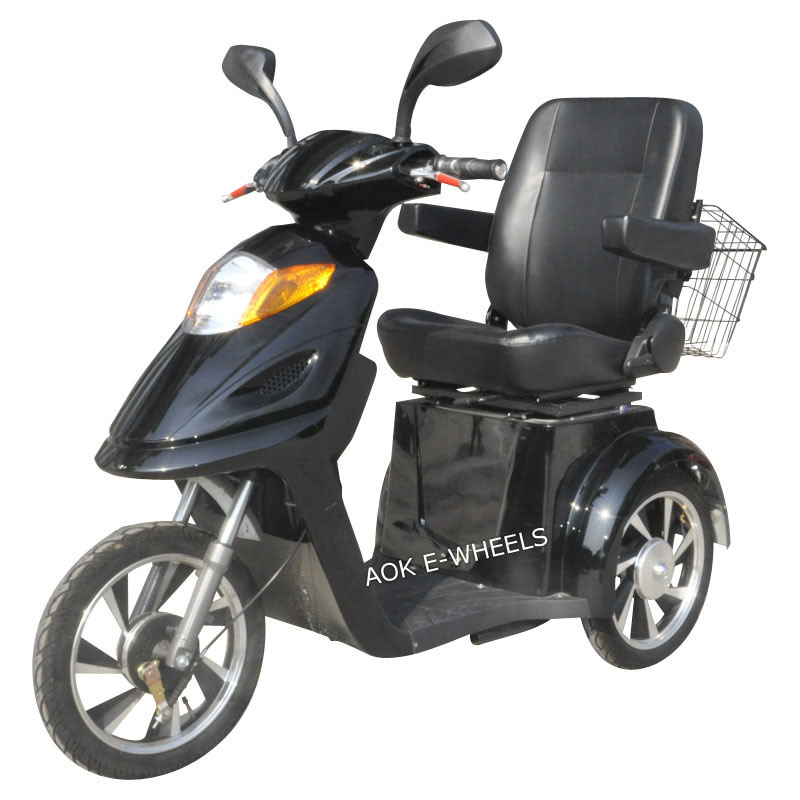China Whole 3 Wheel Disabled Scooter Trike Electric Tricycle For Old People Or Tc 015 Road Bike