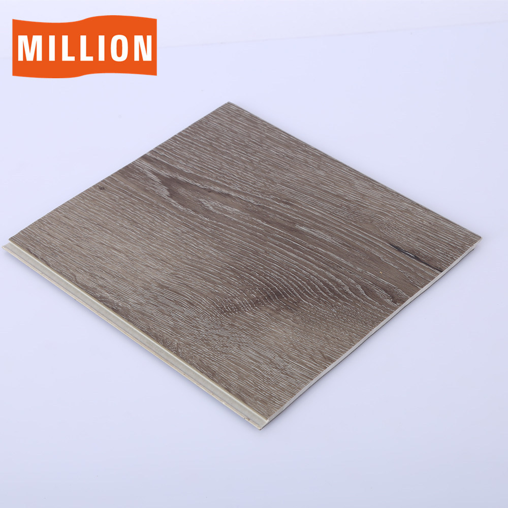 China Click Lock Vinyl Plank Flooring Prices Woven