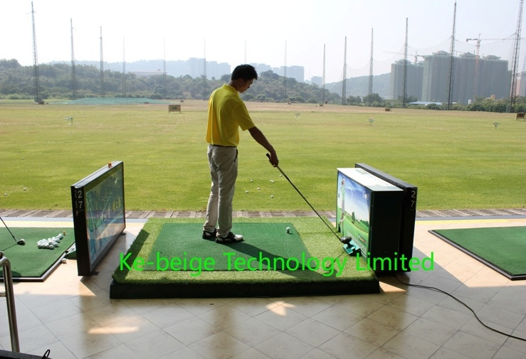 Auto Tee up Auto Tee-up Bay for Driving Range
