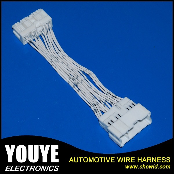 China OEM ODM 5 Pin Car Alarm Wire Harness - China Wire Harness ...