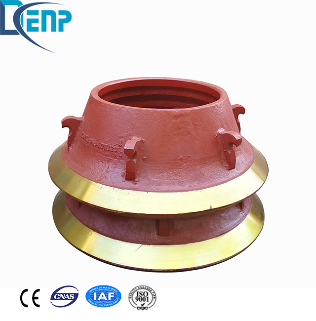[Hot Item] Cone Crusher Mantle, Mantle, Cone Liner Cone Crusher Parts