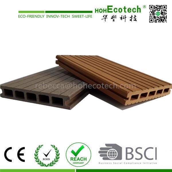 [Hot Item] Outdoor Deck Floor Covering/Swimming Pool Deck Floor  Covering/WPC Decking/Composite Flooring
