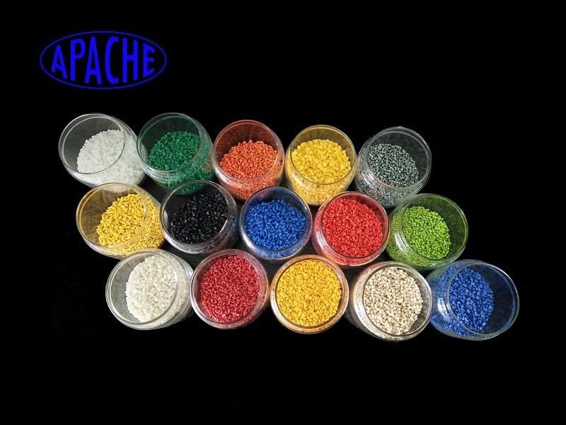 Color Customized Nylon PA6 Glass Fiber Pellets for Engineering Plastics