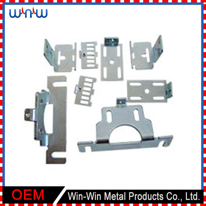 Various Model Custom OEM Metal Stamping Punching Press Parts