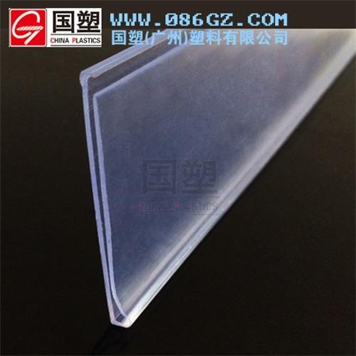 China Price Strip / Shelf Sign Holder / Display Data Strip