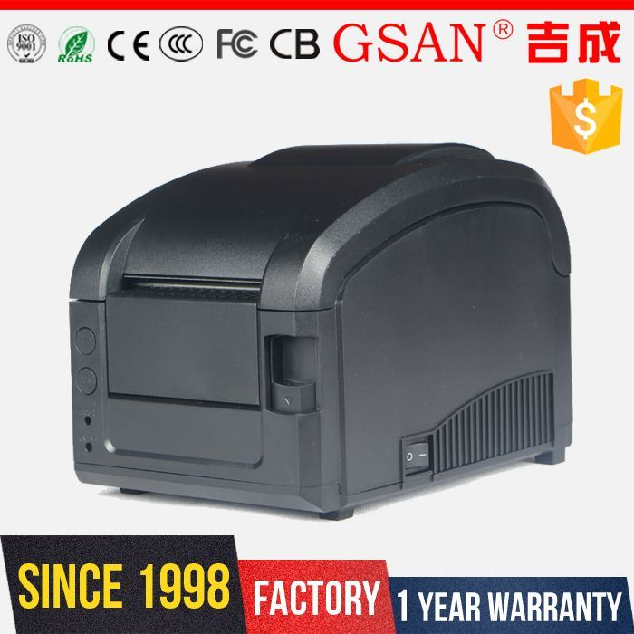 Cable Label Printer Thermal Barcode Printer Thermal Transfer Label Printer