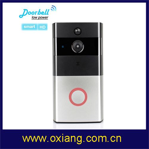 HD Front Door Monitor Camera Wireless WiFi Support Phone APP