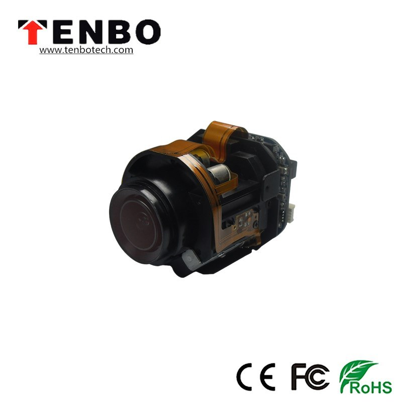 [Hot Item] 3 0MP 4X Optical Zoom F2 8-12mm Auto Focus Motorized Lens Low  Lux WDR/Hlc/Blc CMOS HD CCTV PTZ IP Zoom Camera Module